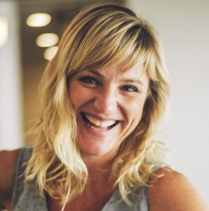 Sarah Poulter headshot