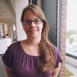 Liz Leidel headshot