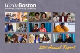 2018 Annual Report WriteBoston