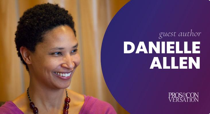 Danielle Allen Headshot