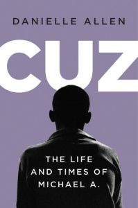 Cuz Book Cover - Purple