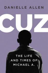 Cuz Book Cover - Purple