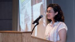 Mariella Murillo student speaker