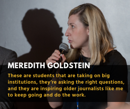 Meredith Goldstein Quote