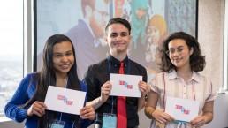 TiP student presenters and keynote speakers