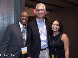 Phillip Page, Armando Perez, and Carla Gualdron