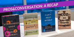 Pros&Conversation: A recap