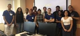 students at ebnhc