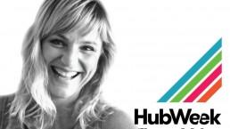 Sarah poulter as hubweek change maker