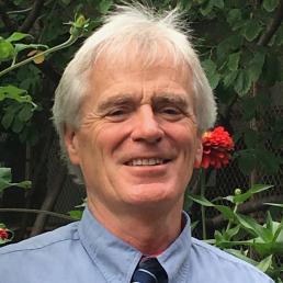 David Russell - teacher smiling