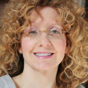 Pamela rose teacher smiling