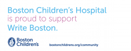 Boston Children's Hospital ad