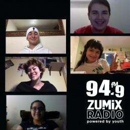 Zumix Radio cover