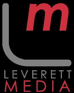 Leverett Media logo