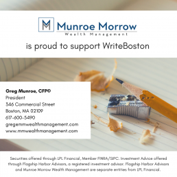 Munroe Morrow Wealth Management Ad