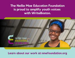 Nellie Mae Education Foundation Ad