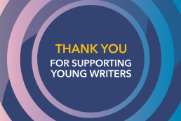 Thank you for supporting young writers