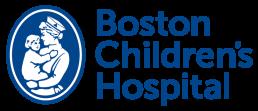 Boston Children's Hospital logo: blue