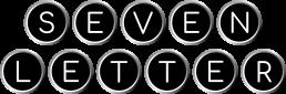 seven letter logo