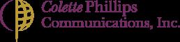Colette Phillips Communications, Inc. Logo