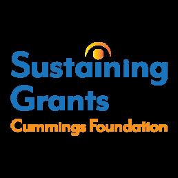 Cummings Foundation Sustaining Grants logo